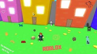 Roblox Pet simulator with JAY & ZAY 🙂
