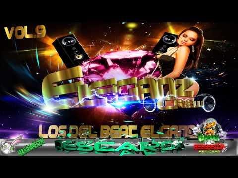 Siento Remix  Dj Bimbo FT Fhiel Producer  Eleganz Crew - Los Del Beat Elegante Vol. 9