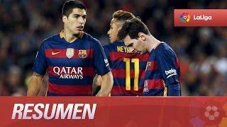Resumen de FC Barcelona (1-2) Valencia CF