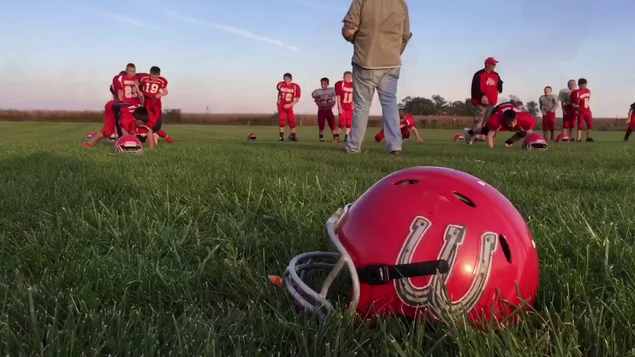 Westfall biddy football 2016 youtube for West fall