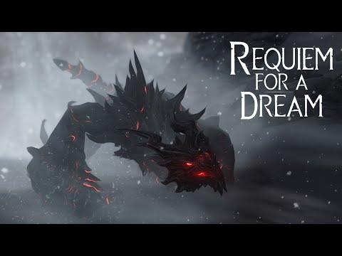Skyrim - Requiem #9 Начинаем кричать