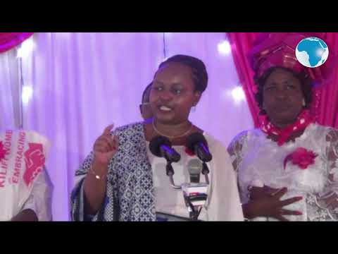 Governor Ann Waiguru on Uhuru, Raila handshake