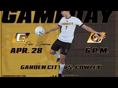 GCCC Men's Soccer vs. Cowley County Community College