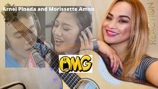 Morissette Amon and Arnel Pineda - I Don't Wanna Miss A Thin…