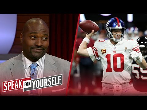 Wiley and Whitlock disagree on if Eli Manning's to blame for Giants' woes | NFL | SPEAK FOR YOURSELF