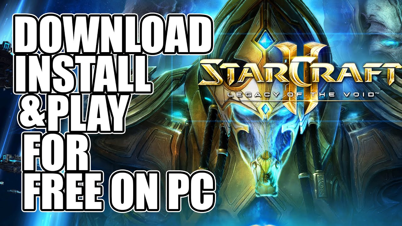 StarCraft 2 - Free to Play - YouTube