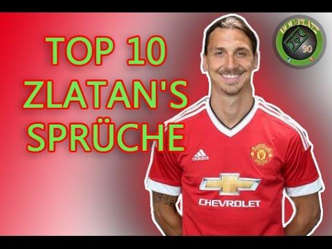 sprüche ibrahimovic TOP 10 SPRÜCHE von ZLATAN IBRAHIMOVIC | Bolzplatz90   YouTube sprüche ibrahimovic
