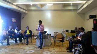 Proud Bhilain, Sangwari Amit Sana - Unplugged at Sangwari 2013, Bhilai
