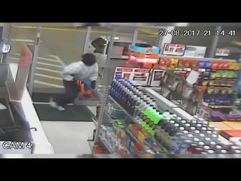 Queensland Police Release Footage of Four Robberies in Logan