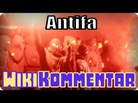 Irrtümer der Antifa - mein WikiKommentar #82