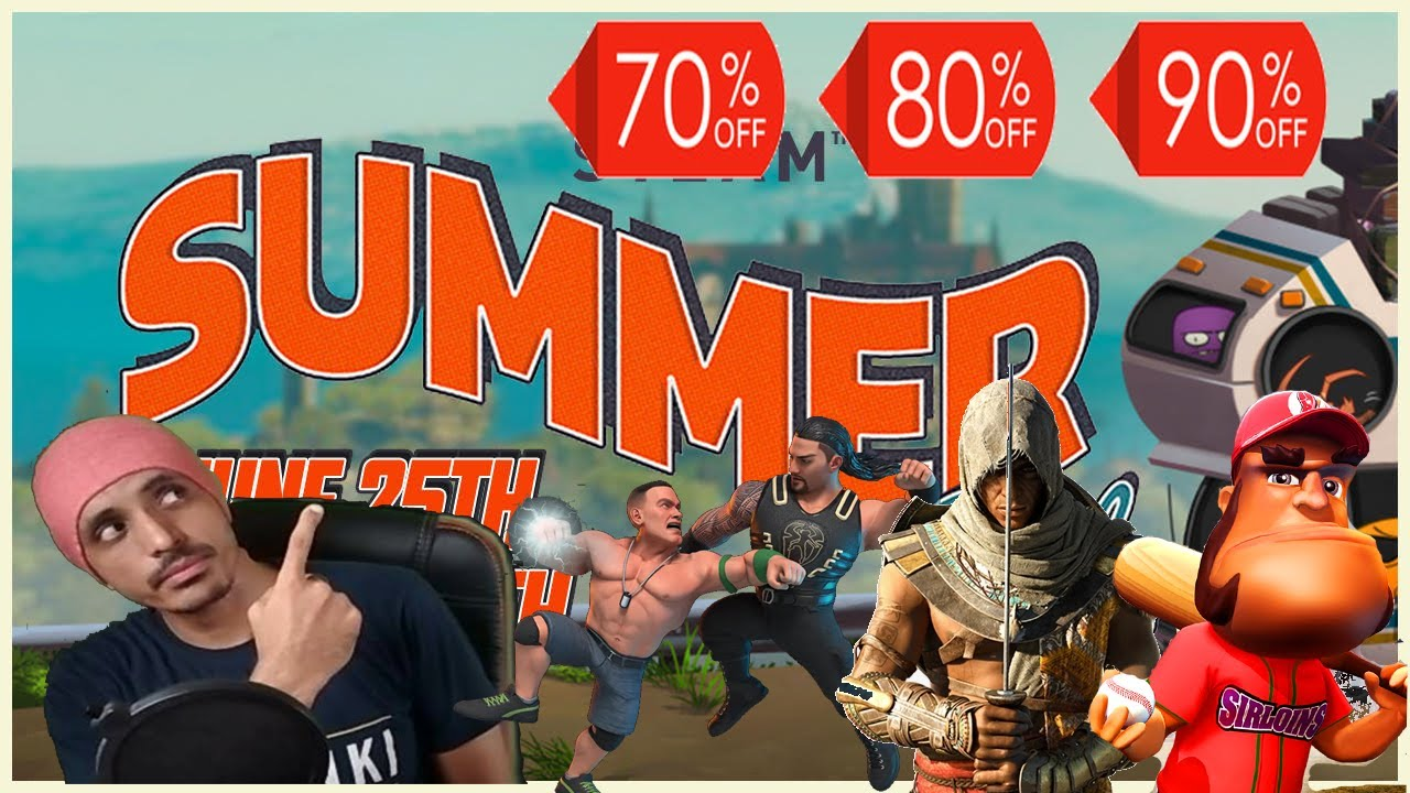 Where to download games - Summer Sale Biggest Game discount of the year -6 Games deals I Wishlisted