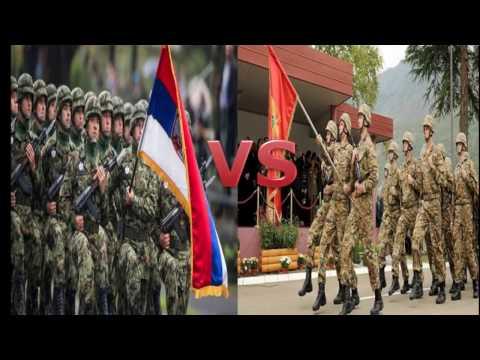 Serbia VS Montenegro