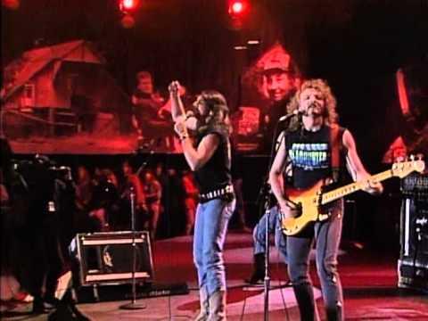 The Kentucky Headhunters - Dumas Walker (Live at Farm Aid 1990)