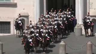 Military Parade Italy - National Anthem