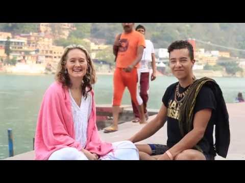 Mantra and Kirtan - Interview with Vijay Krsna - Yoga Day Summit - Rishikesh, India
