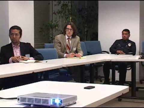Benkyokai (Study Group) #2 Meeting At JETRO Los Angeles