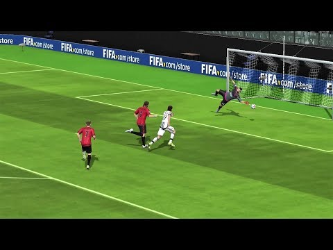 FIFA 16 Soccer Android Gameplay