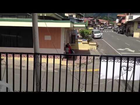 Boquete Panama downtown