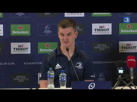 Johnny Sexton post-match reaction | Leinster v Toulouse | Heineken Champions Cup