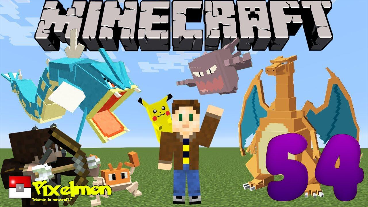 Мод на Покемонов для Minecraft 1.7.10 - Моды для Майнкрафт