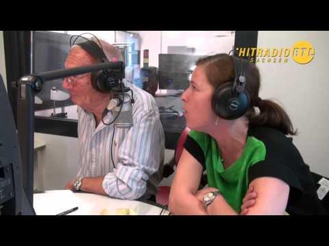 Homer und Bart Simpson zu Gast bei HITRADIO RTL
