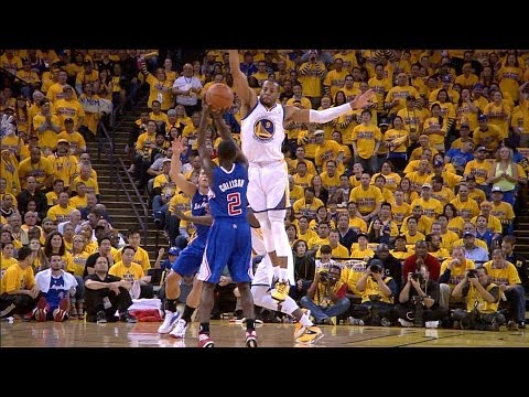 Iguodala on First-Team Defense Honors