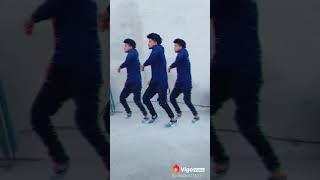New Robot dance video