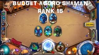 Hearthstone Season 35 : Aggro Shaman Budget Deck (Guide, Tips & Gameplay)