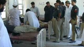 Charsadda Shabqadar Badi Korona Bomb Blast