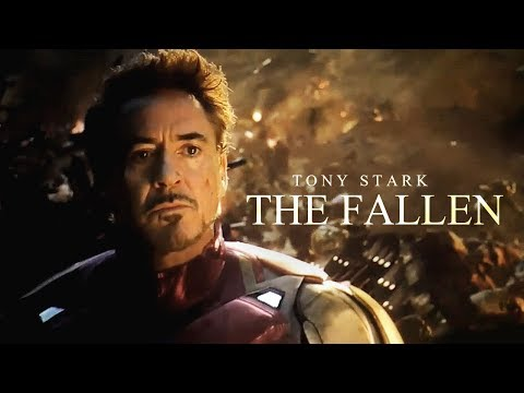 (Marvel) Tony Stark | The Fallen