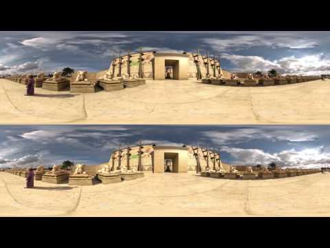 Ancient City Of Karnak VR Experience