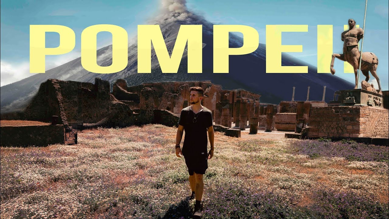 This city was buried ALIVE - Pompeii TODAY