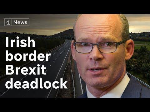 EU won't OK Brexit without backstop, says Ireland