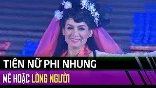 Tiên nữ Phi Nhung mê hoặc lòng người với giọng hát truyền cảm