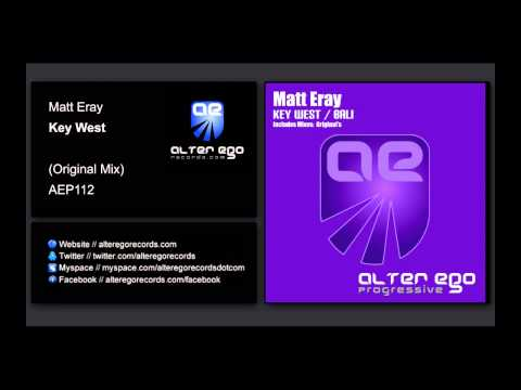 Matt Eray - Key West [Alter Ego Progressive]