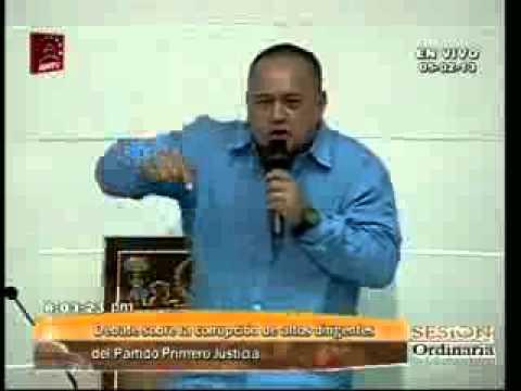 Discursos finales de Pedro Carreño y Diosdado Carreño este 5 de febrero de 2013 en la AN