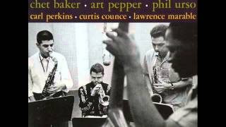 Chet Baker & Art Pepper Sextet - Resonant Emotions