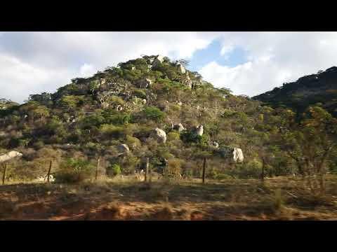 Beautiful Zimbabwe,  on way from Marange to Mutare In Manicaland Province