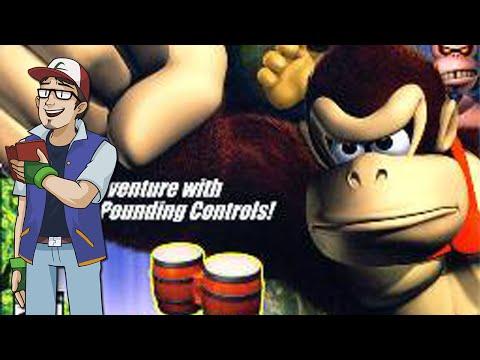 Donkey Kong Bongos - Part 2 - Jungle Beat