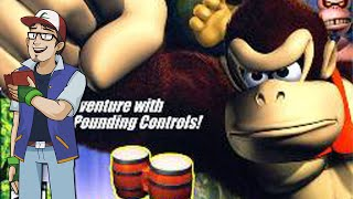 Donkey Kong Bongos - Part 2 - Jungle Beat