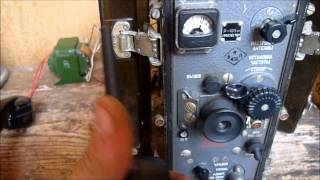 Soviet Military Radio R-105M (Manpack) (Радіостанція Р-105М)