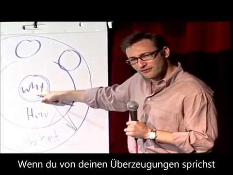Simon Sinek, TED-Vortrag