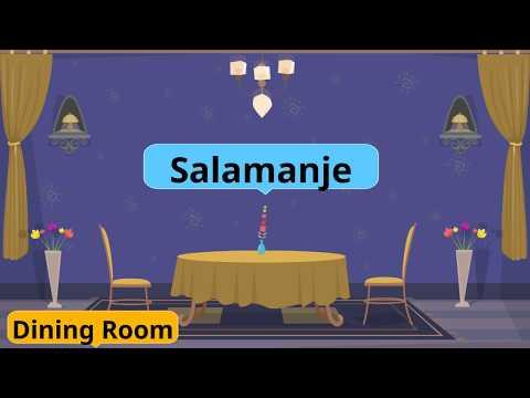 Dining Room (Salamanje)