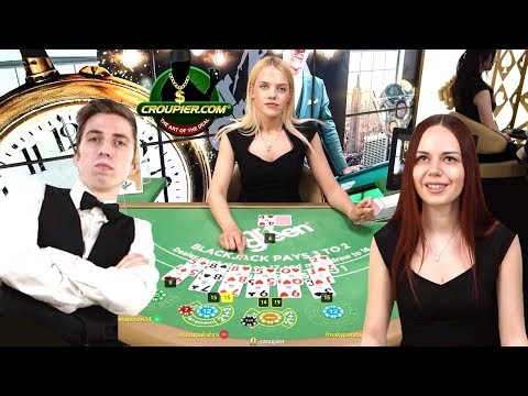 LIVE BLACKJACK DEALERS VS SIDE BETTING PLAYA WITH SERIOUS GAME! £2,000 Bankroll at Mr Green Casino!