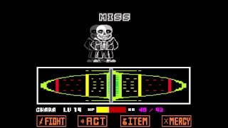 [Undertale + Voice Acting] Sans Fight + SFX