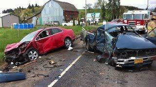 Fast cars crash #3