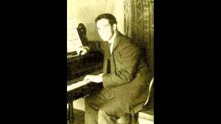 Daniël Belinfante - Sonatina for piano No. 3