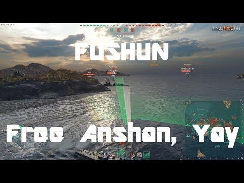 T6 PA DD Fushun - A Free Better Anshan