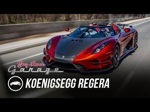 2018 Koenigsegg Regera – Jay Leno's Garage