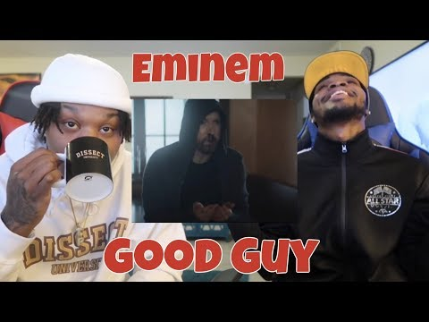 download Eminem - Good Guy ft. Jessie Reyez - Reaction / Breakdown